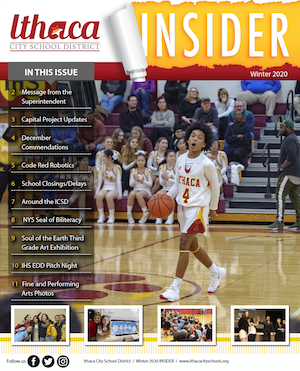 ICSD Insider cover